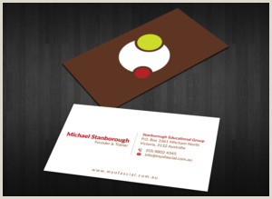 Most Unique Massage Therapy Business Cards Massage Business Cards