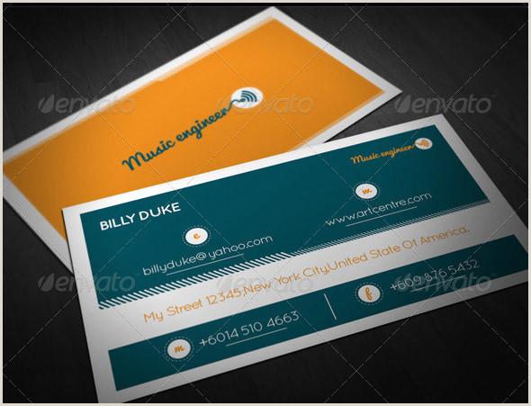 Music Business Card Design 23 Great Music Business Card Psds – Desiznworld