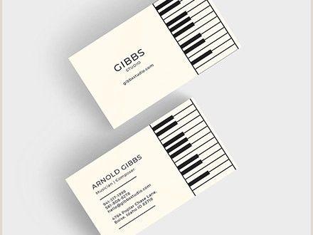 Music Business Card Design 26 Music Business Card Templates Psd Ai Word