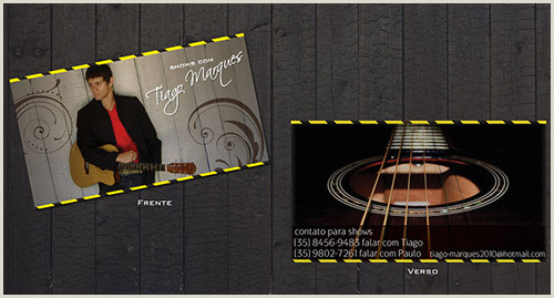 Music Business Card Ideas 20 Fantastic Business Cards For Musicians