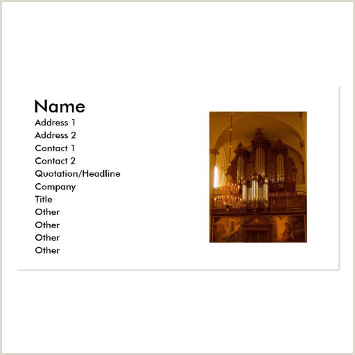 Music Business Card Ideas Music Business Card Templates Page7