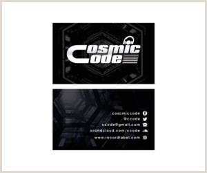 Music Business Cards Ideas Music Business Cards