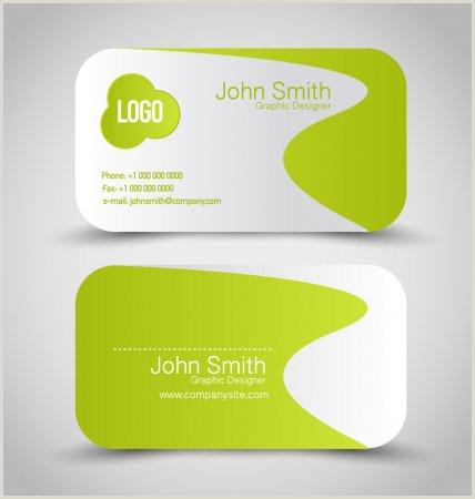 Name Card Design Template ᐈ Simple Name Card Design Royalty Free Name Card Vectors
