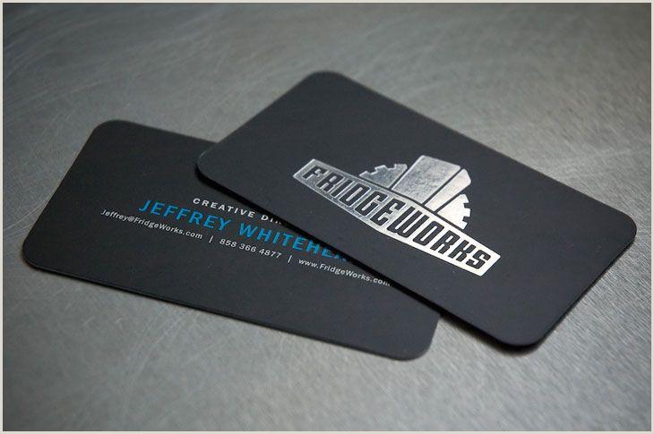 Name Card Ideas What Is Silk Matte Laminate