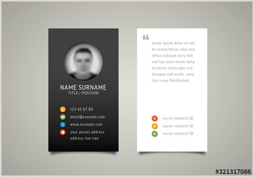 Networking Business Card Examples Networking Business Card Template