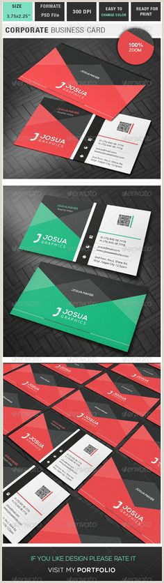 Normal Business Card Size 40 Best Cmyk Images