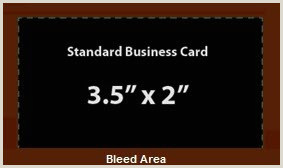 Normal Business Card Size Standard Business Card Size Country Wise Dimensions And