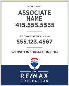 Office Max Banner 10 Best Re Max Signs Images