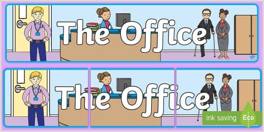 Office Max Banner 👉 Meet Our Class Display Banner Teacher Made