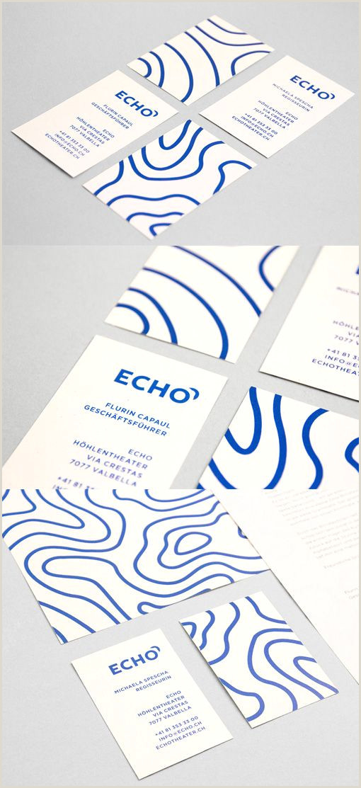 One Of A Kind Business Cards A Really Effective Business Card Design Doesn T Need To Be
