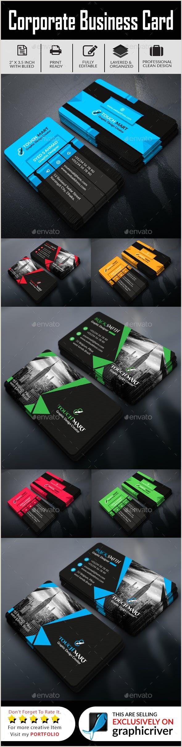 Online Visiting Card Design Business Card Bundle