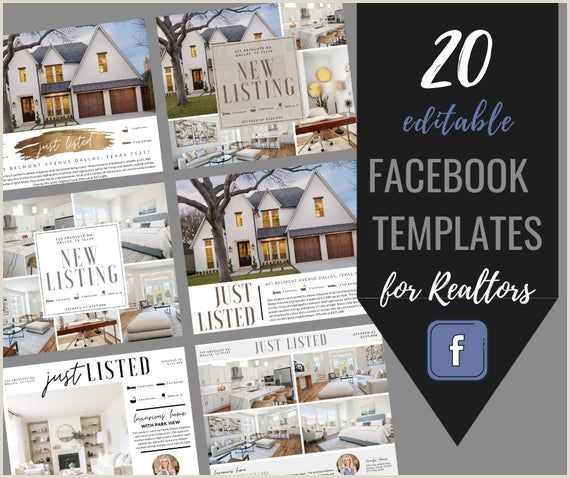 Open Sign Template 20 Templates For Realtors Editable Real Estate