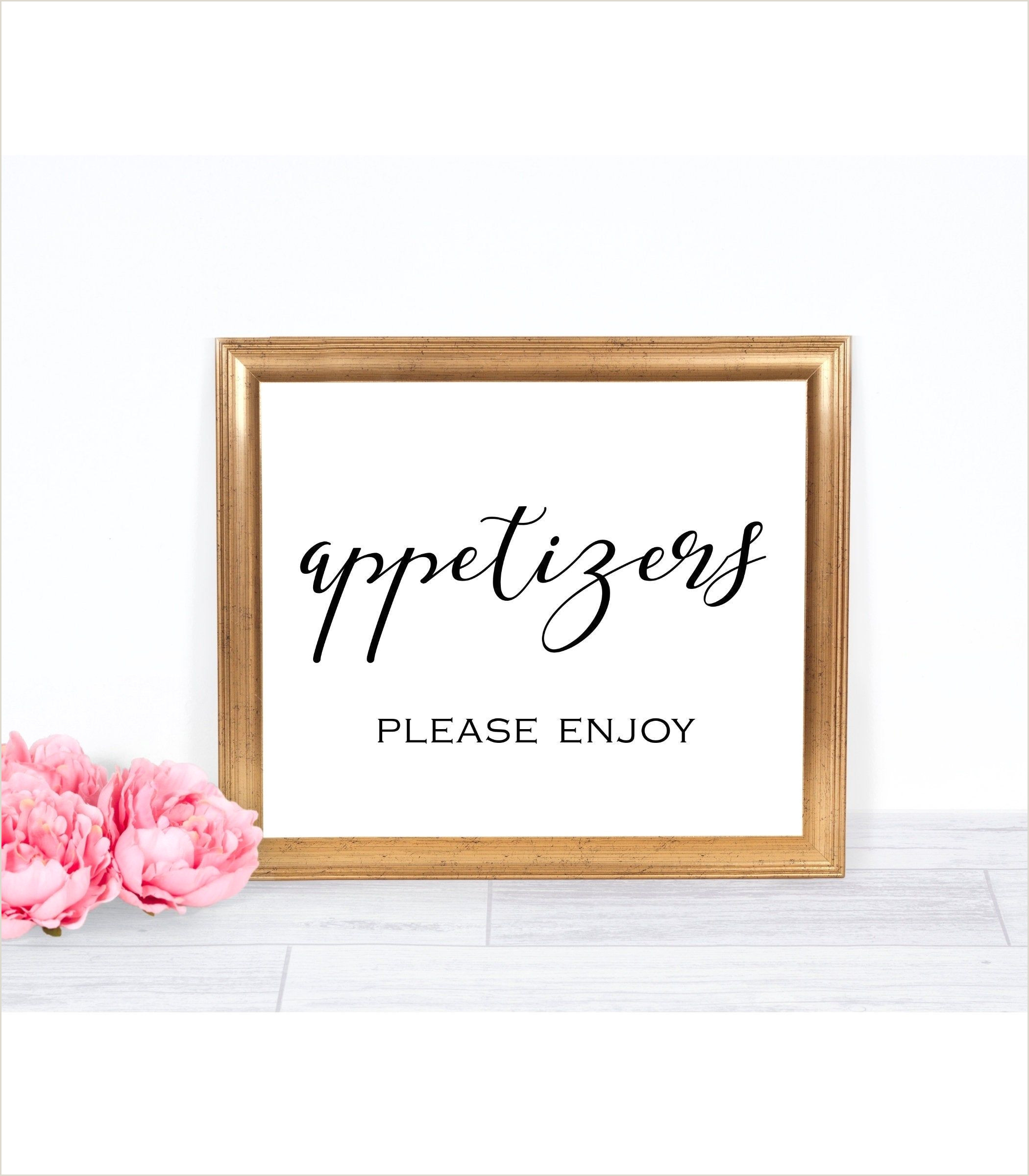 Open Sign Template Wedding Bar Sign Printable Template Diy Black & White Party