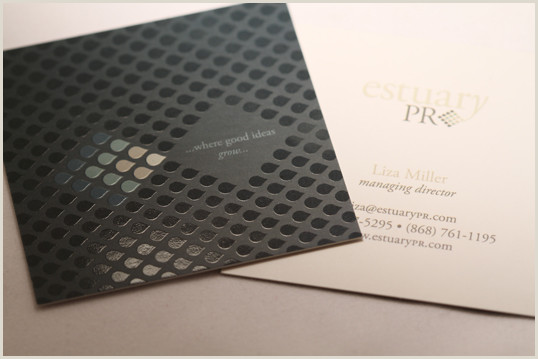 Order Unique Shaped Business Cards Taste Of Ink High End Design & Printing