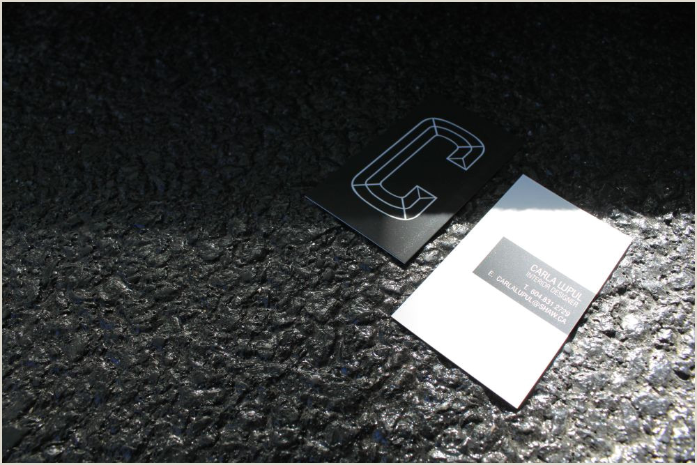 Order Your Own Business Cards What Is Soft Touch Laminated Business Cards