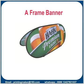 Oval Pop Up Banner China Manufacturer Of Pop Up Display Pop Up Banner Stand