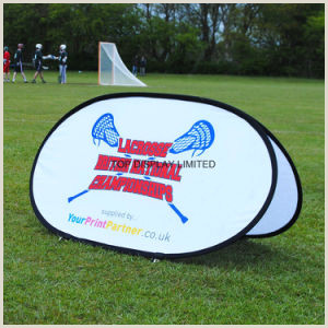 Oval Pop Up Banner Horizontal Pop Up A Frame Banner Oval Advertising Sign And Telescopics Folding Frame Vertical Pop Out Golf Pop Up Banner Display Stand