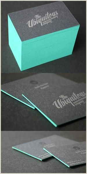 Painting Logos Business Cards 15 Lashing Typographic Business Card Designs Pelfind