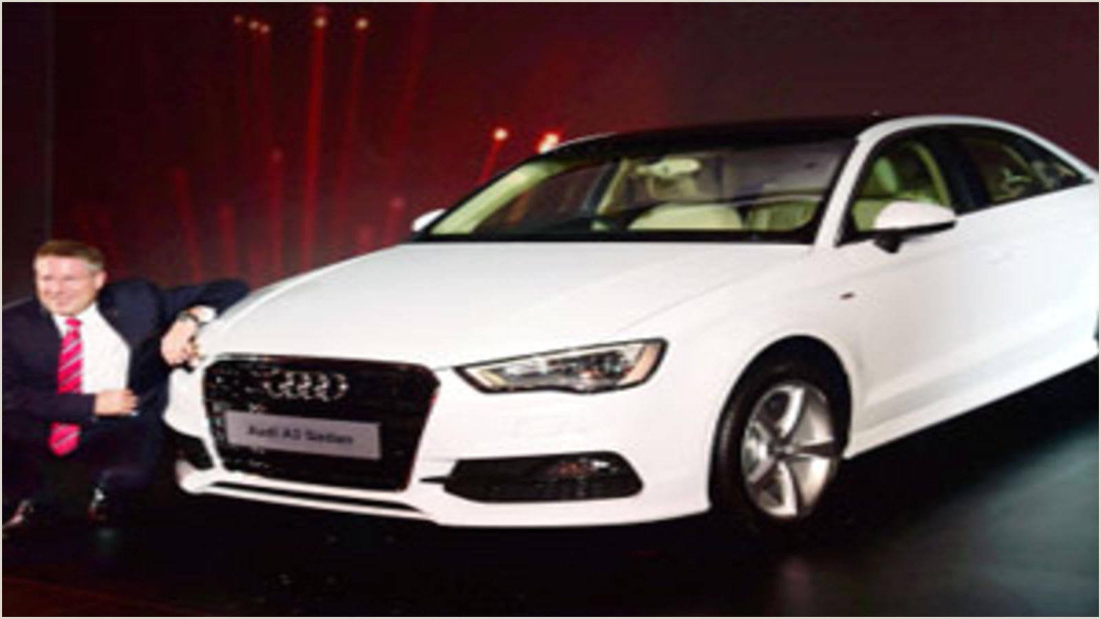 Painting Logos Business Cards Audi Launches A3 Sedan Price Starting At Rs 22 95 Lakh