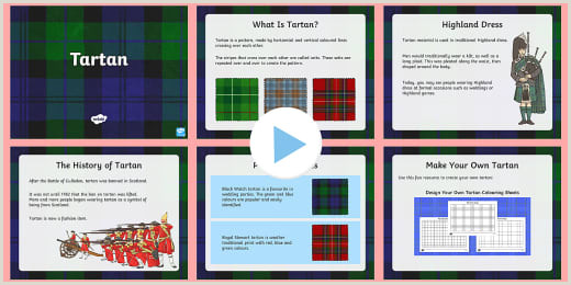 Painting Logos Business Cards Free Design Your Own Tartan Coloring Sheets