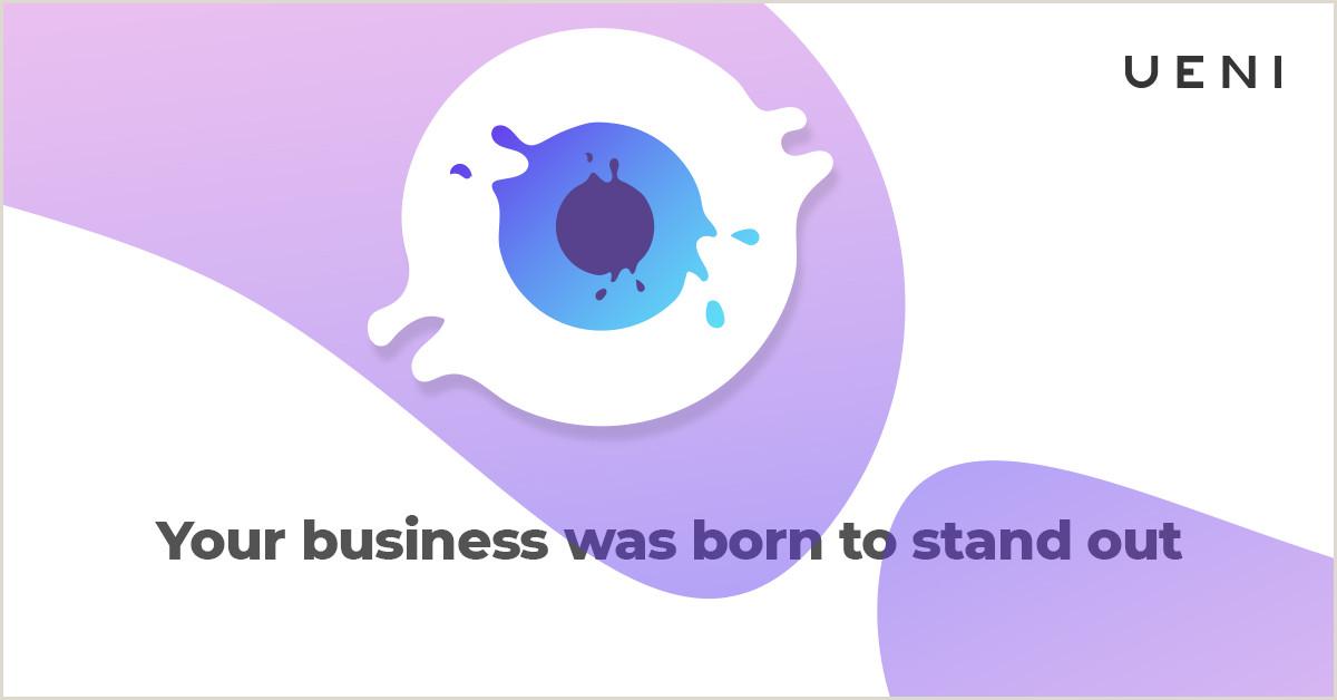Painting Logos Business Cards Ueni