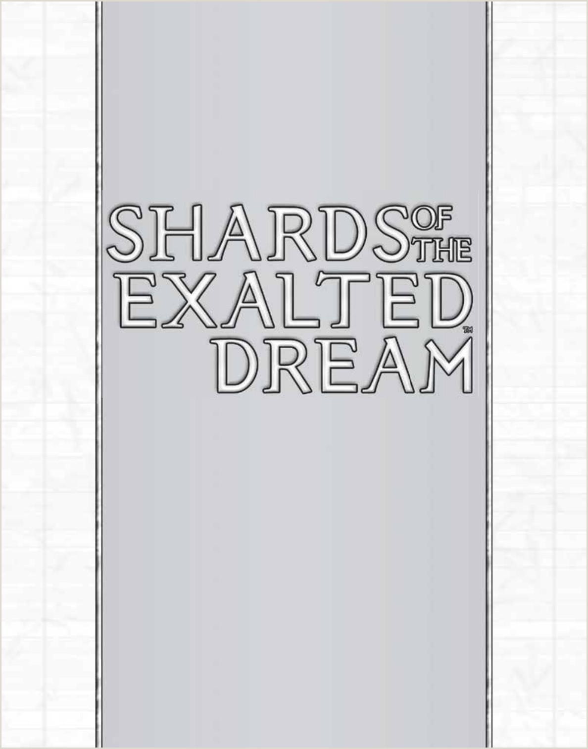 Paparazzi Retractable Banner Shards Of The Exalted Dream Pdf