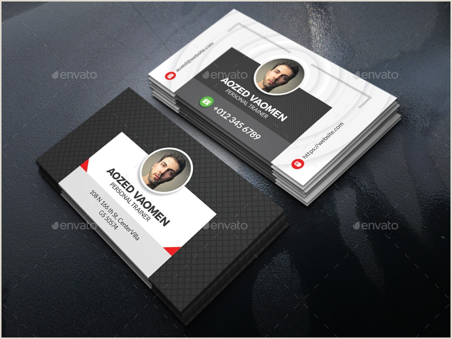 Personal Business Card Examples 30 Personal Business Card Templates Psd Ai
