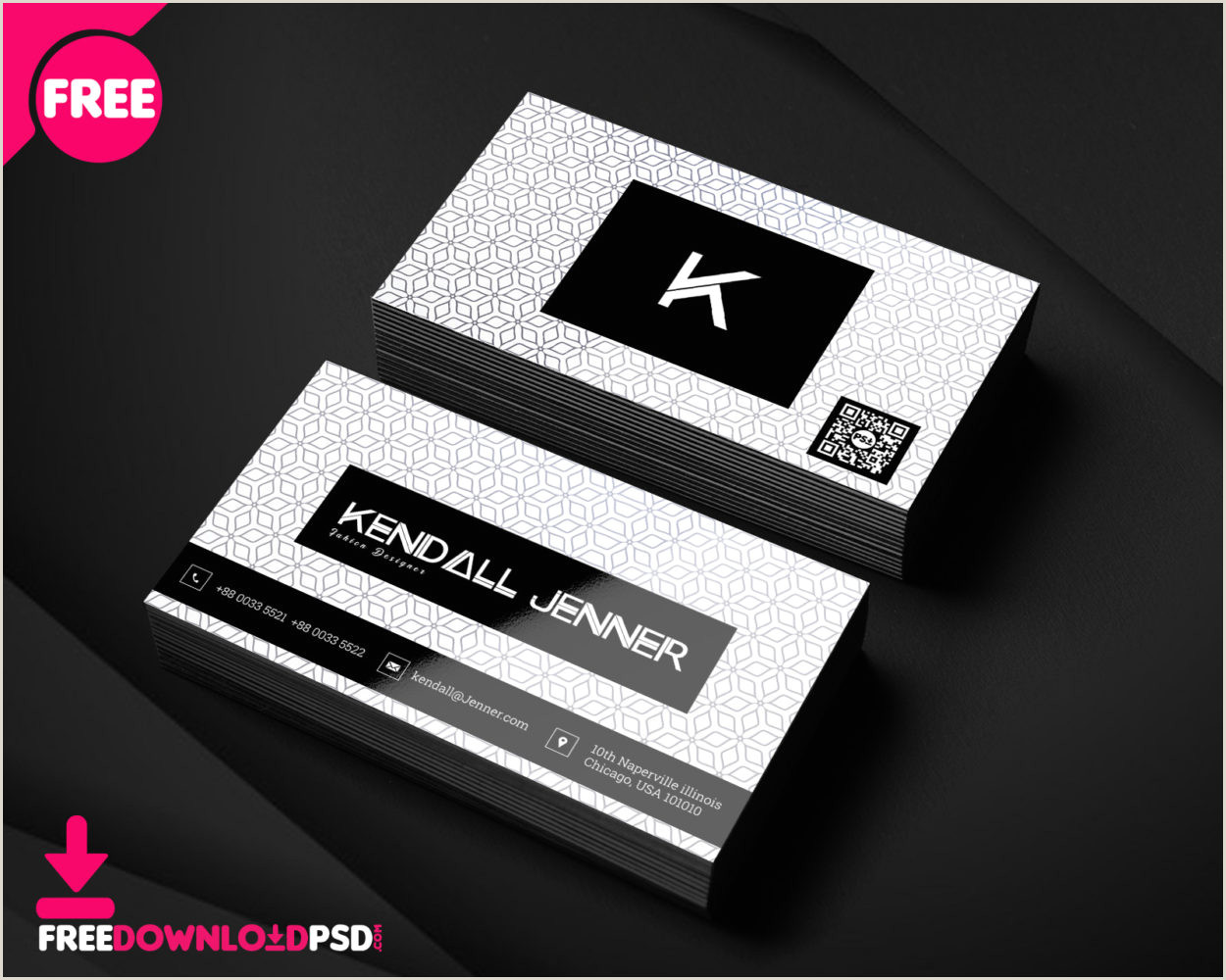 Personal Business Cards Templates Free 150 Free Business Card Psd Templates