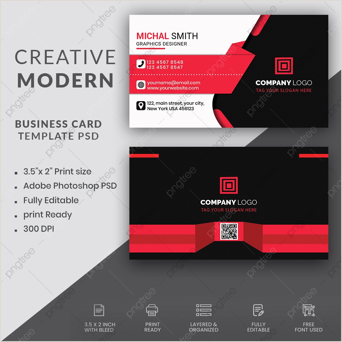 Personal Calling Card Designs Calling Card Png Vector And Psd Files