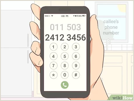 Personal Calling Cards Examples 3 Ways To Call El Salvador Wikihow