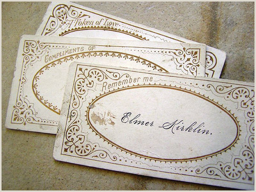 Personal Calling Cards Examples The Gentleman S Guide To The Calling Card