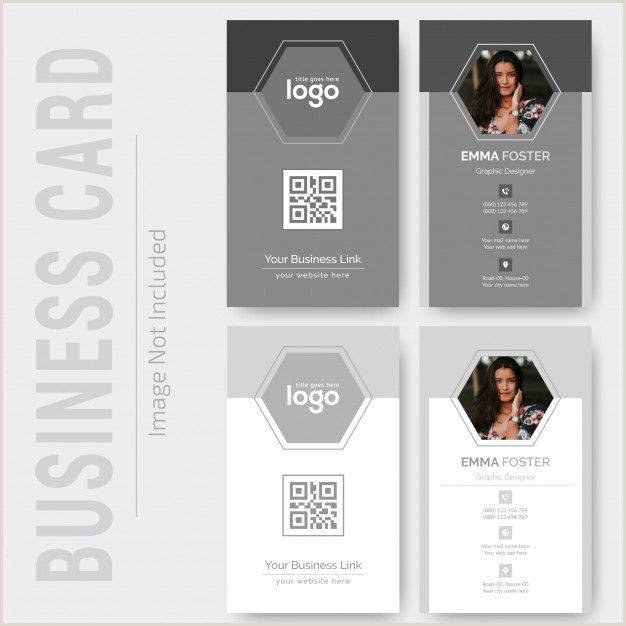 Personal Name Card Personal Business Card Design