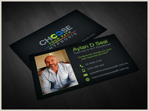 Personal Name Card Personal Business Cards