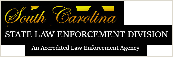 Personal Name Cards South Carolina Law Enforcement Division
