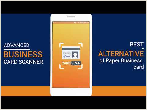 Phone Numbers On Business Cards Business Card Scanner & Reader Free Card Reader – Apps On