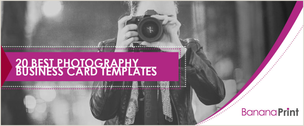 Photographer Business Card Examples 20 Best Graphy Business Card Templates [free Samples]
