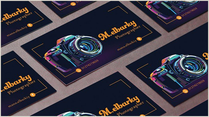 Photographer Business Card Examples 40 Best Grapher Business Card Templates 2020 Templatefor