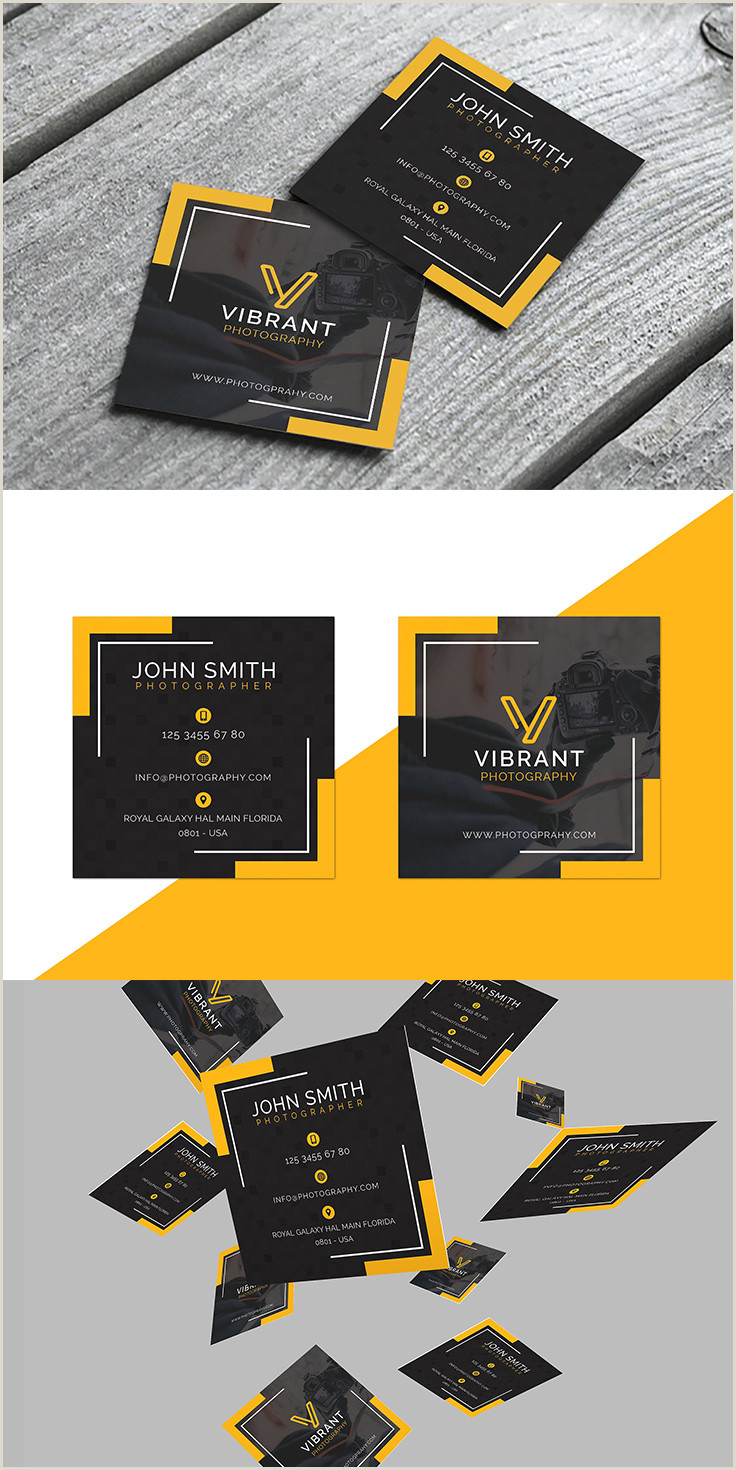 Photographer Business Card Examples 40 Graphy Business Card Templates