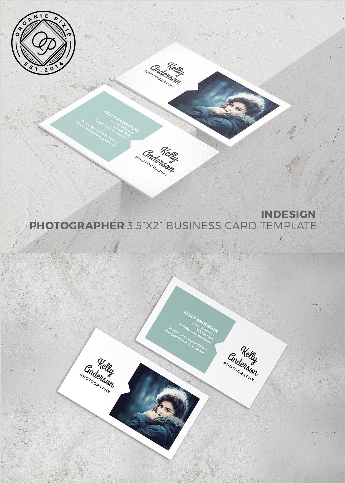 Photographer Business Card Examples Grapher Minimal Business Card