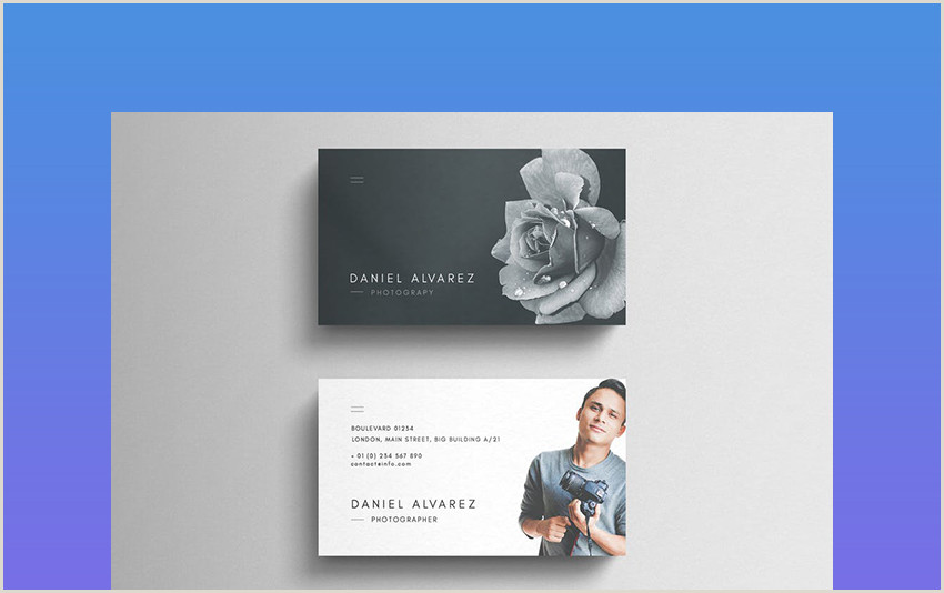Photographer Business Cards Examples 25 Best Graphy Business Card Designs 2019 Creative