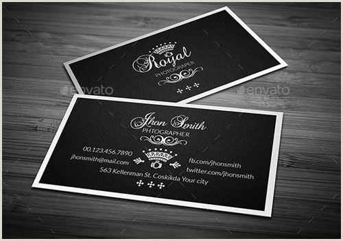 Photographer Business Cards Examples 50 Best Best Photographer Business Cards Example Images