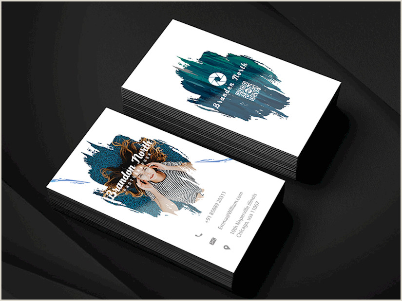 Photographer Business Cards Examples 50 Best Graphy Business Cards For Inspiration