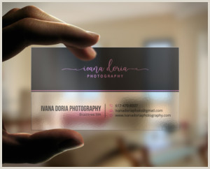 Photographer Business Cards Unique Grapher Business Cards