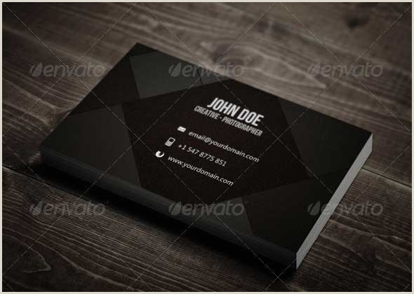 Photography Business Card Design 65 Best Business Card For Graphers 2016