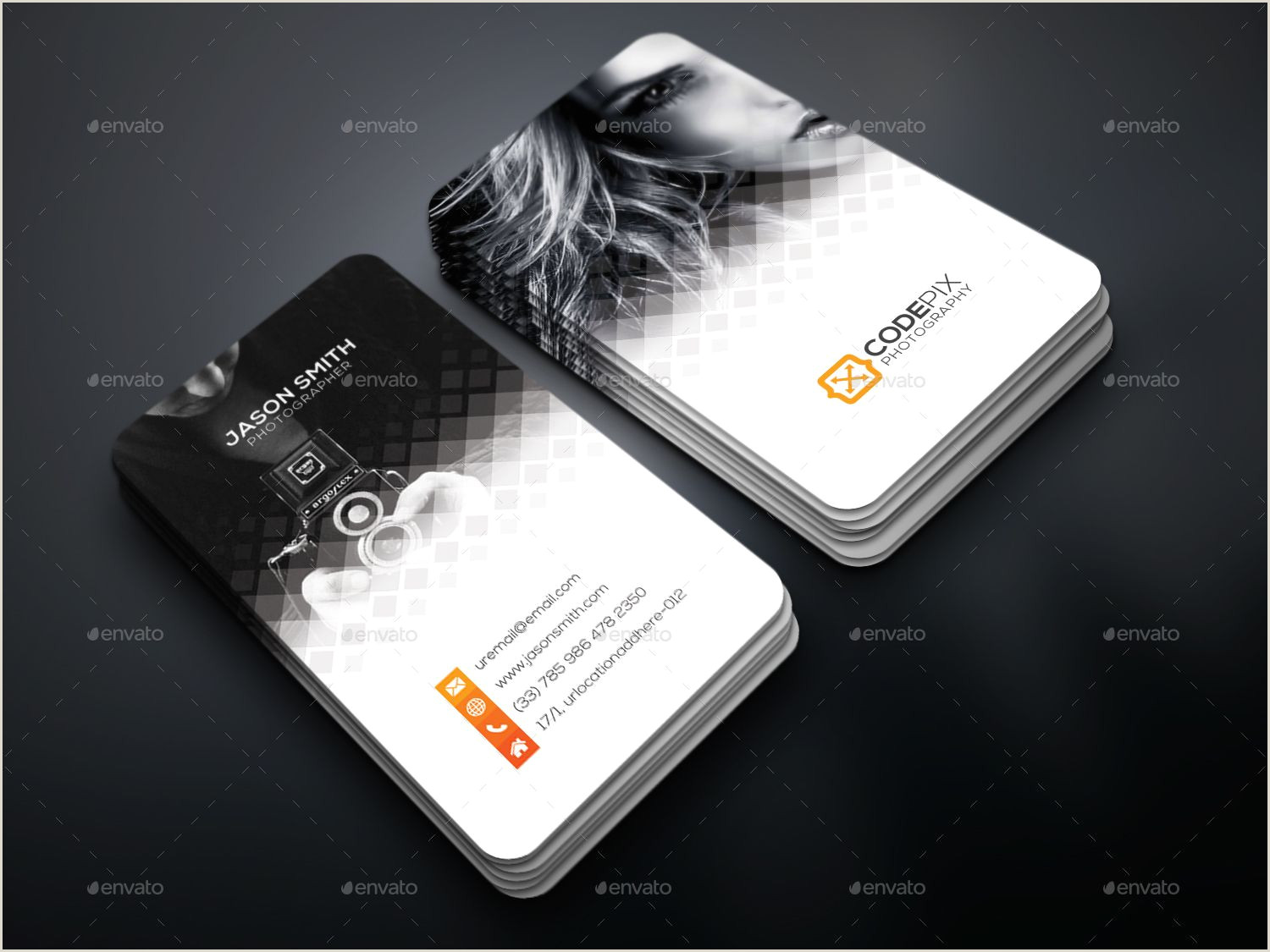 Photography Business Card Design Graphy Business Card Graphy Business Card