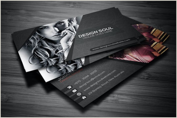 Photography Business Card Samples Graphy Business Card By Designsoul14 On Envato Elements