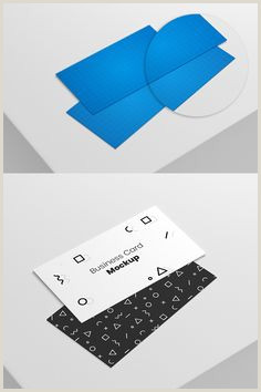 Pile Of Business Cards Business Card Mockups 40 Ideas On Pinterest