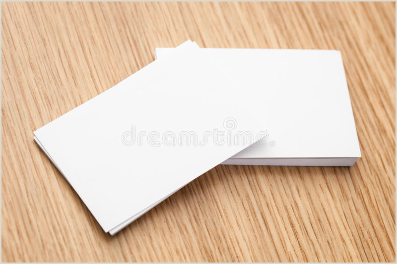 Pile Of Business Cards Pile Of Business Cards Stock Photo Image Of Pany
