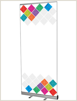 Plastic Banner Roll 80cm Recycled Plastic Roller Banner Signfirm