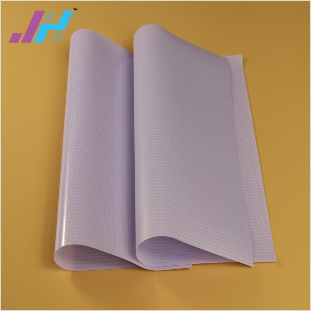 Plastic Banner Roll High Glossy Inkjet Printing 280gsm Banner Rolls Pvc Pana
